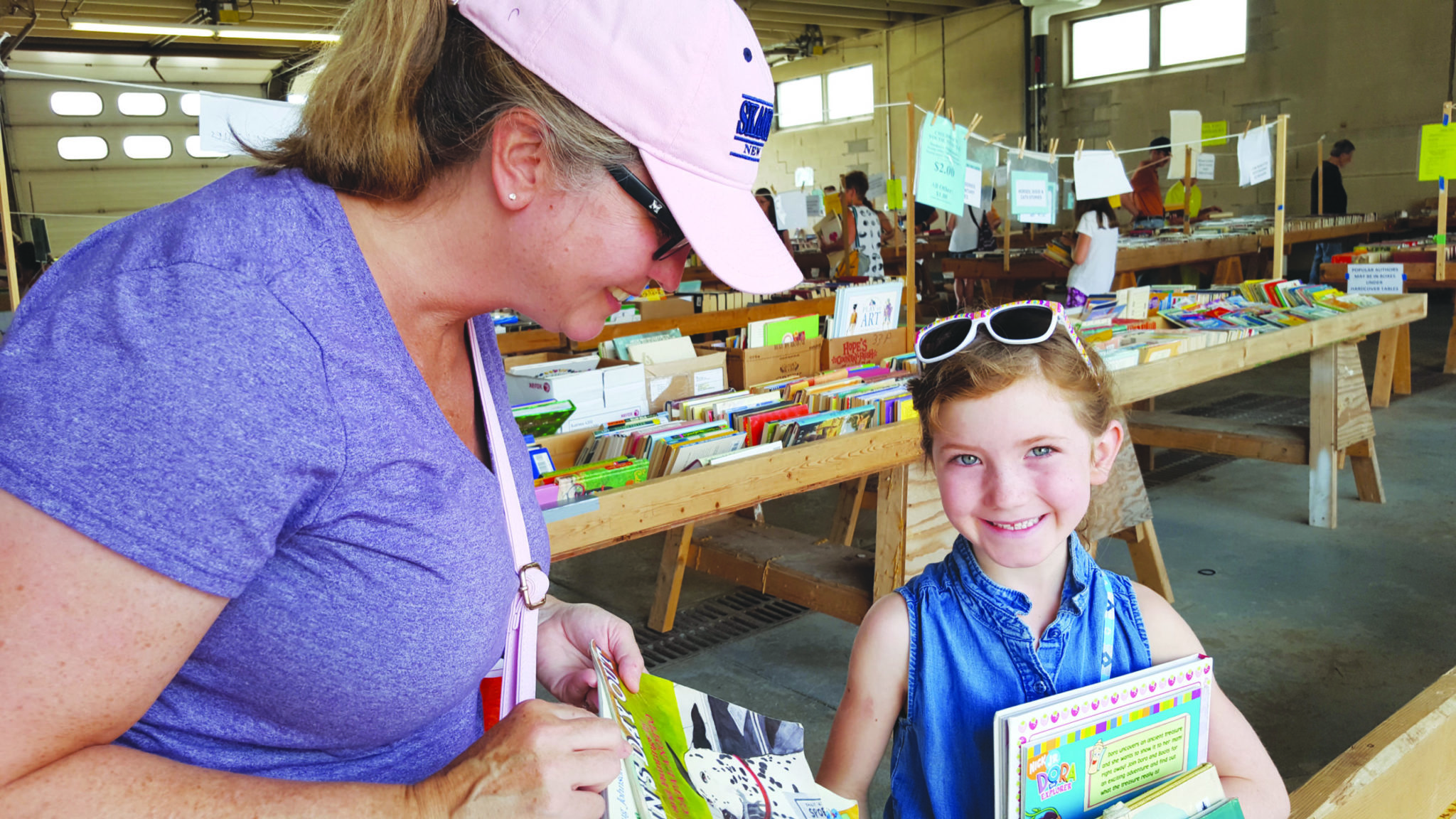 Skaneateles Library book sale July 11-14